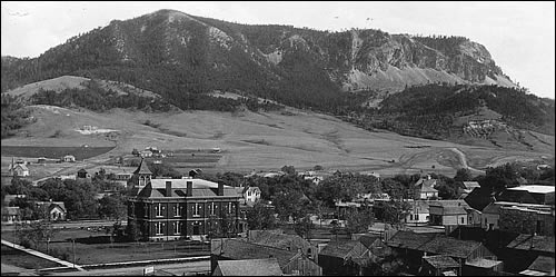 Historical Photo Sundance, Wyoming