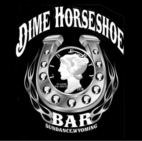 Dime Horseshoe Bar