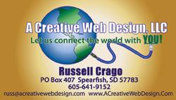 A Creative Web Design
