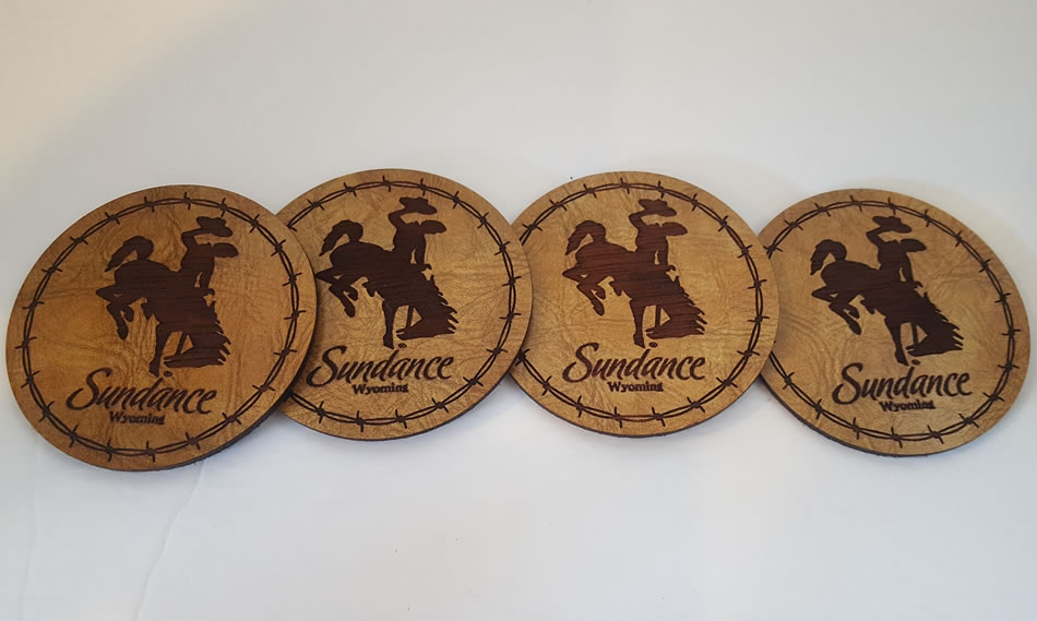 sundance coaster set