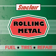 Rolling Metal Sinclair
