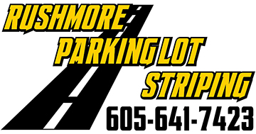 Rushmore Parkinglot Striping